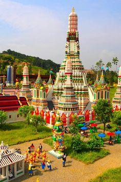 LEGOLAND® Malaysia!!! | KinkyBlueFairy