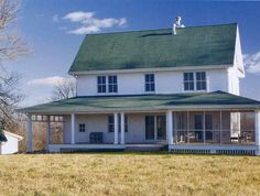 Farmhouse Plans | Farmhouse plans have a warm inviting appeal and are a great choice for ...