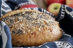 Rýchla maková bublanina bez múky vylepšená ríbezľami - Zdravé pečenie Markova, Agar, Bread, Food, Basket, Brot, Essen, Baking, Meals