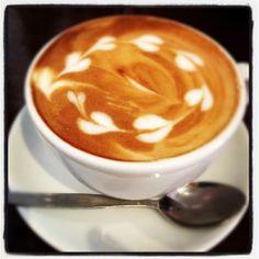 Coffee = art!