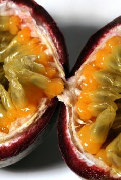 I can see why it's called Passion Fruit