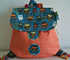 Toddler Backpack, Diaper Bag, Backpacks, Etsy, Kids, Fashion, Diy Outfits, Inner Child, Ear Rings