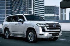 Plastic Cladding, New Toyota Land Cruiser, Power Motors, Reliable Cars, The Gr, Suv Trucks, Wheels And Tires, Twin Turbo, Trending Topics
