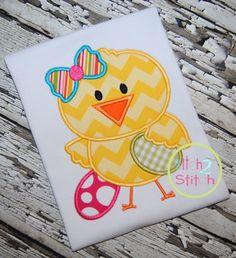 Easter Chick girl