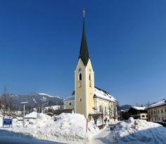 Kössen, Pfarrkirche Hll. Petrus und Paulus