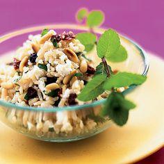 Mediterranean Basmati Salad