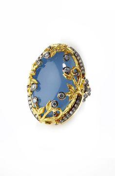 Rings - RF9171B - Azaara Designer Fashion and Fine Jewelry