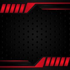 Modern Black And Red Metallic Background Modern black and red metallic backgrou. Modern Black And Red Metallic Background Modern black and red metallic background Red Carpet Background, Banner Background Images, Metal Background, Lights Background, Background Templates, Vector Background, Cool Backgrounds, Abstract Backgrounds, Silhouette Sport