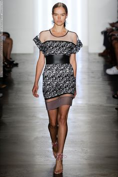 Ohne Titel (Spring-Summer 2015) R-T-W collection at New York Fashion Week  #AnaBuljevic #AntoniaWesseloh #CindyBruna #ElisabethErm #HeriethPaul #JasmineTookes #JuliaFrauche #KiaLow #KidPlotnikova #KseniaMalanova #LisaVerberght #LouiseParker #MadiFogg #ManonLeloup #NewYork #OhneTitel #RileyMontana #SanneVloet #ShuPei #SooJooPark #StinaRappWastenson #SungHee #TanyaKatysheva #ZosiaNowak