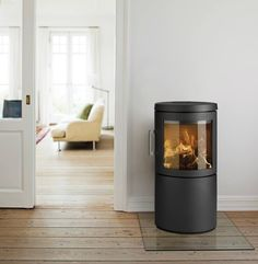 Introducing Modern Wood-Burning Fireplaces From HWAM