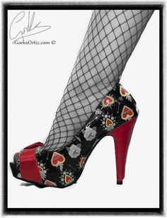 Pin Up Shoe zapatos