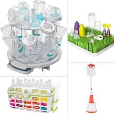 7 products to help organize #baby bottles.
