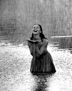 Rain - Without rain nothing grows, learn to embrace the storms of your life...