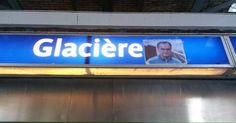 Biela a sa station de métro à Paris - http://www.actusports.fr/125929/biela-sa-station-de-metro-paris/