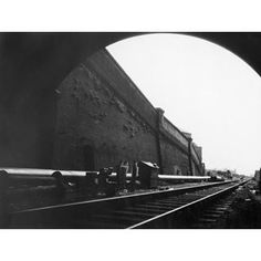 'Victoria Street' Great Central Railway Tunnel at Weekday Cross Junction Old Train Station, Steam Railway, Derbyshire, Nottingham, Historical Photos, Victoria, Street, Diesel, Pictures