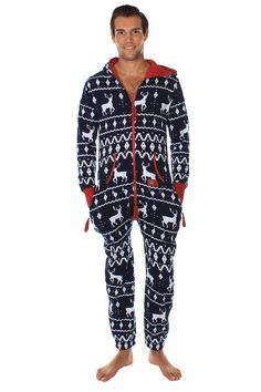 Tired of regular old pajamas  This Christmas themed jumpsuit is perfect for  lazing around in 9e7bd8891