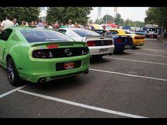 Американские Масл Кары Автошоу American Muscle Cars Auto Show