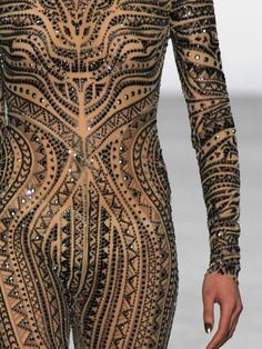 patternprints journal: PATTERNS, PRINTS, TEXTURES AND SURFACES INTO F/W 2016/17 FASHION COLLECTIONS / NEW YORK 12 - Tadashi Shoji