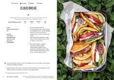 Jíme zdravě ve městě i na venkově Cloud Bread, Cabbage, Clouds, Vegetables, Recipes, Food, Fitness, Flourless Bread, Essen