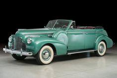 1940 Buick Century Convertible Phaeton