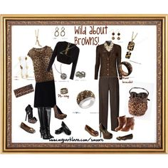 Wild About Browns!