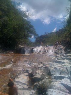 Cachoeira Paraíso Perdido 2ª queda
