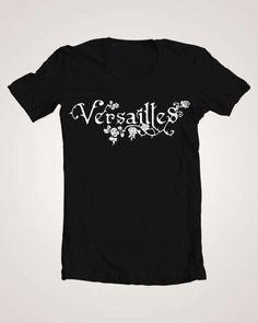 Versailles Kamijo T-Shirt Scandal BabyMetal Girugamesh One Ok