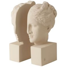 SOPHIA Hygeia Bookend (€111) ❤ liked on Polyvore featuring home, home decor and small item storage