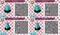 What a cute idea! From Wreck-it Ralph. Animal Crossing New leaf. AC NL. QR CODE. ANIMAL CROSSING JUMP OUT.