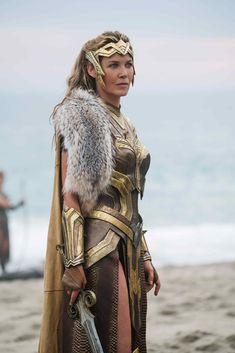 Hipolita reina de las Amazonas y madre de Wonder Woman
