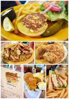 Barbara Jeans - Amelia Island, FL   THE BEST crab cakes & pumpkin bread!