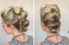 Topsy Tail | #Hairstyles #FrenchBraid @CGHairstyles