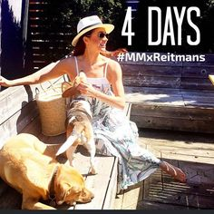 Only 4 days until the #MMxReitmans collection goes live ✨ I designed this dress to remind me of my home sweet home, LA. The perfect, easy maxi dress (with a great open back!!). Click link in bio to sign up so you don't miss it. Limited quantities available Meghan markle #meghanmarkle