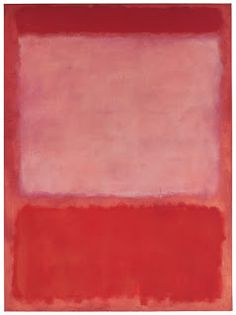 Rothko - His work is such an experience in person. Photos don't do it justice #art
