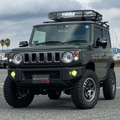New Suzuki Jimny, Cars And Motorcycles, Offroad, Samurai, S Style, Jeep, Automobile, Engineering, Trucks