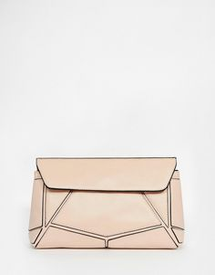 ASOS+Panel+Clutch+Bag
