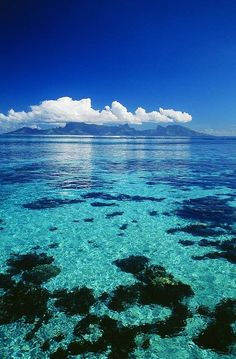Moorea, French Polynesia - stunning island in Tahiti . . . the place where dreams are made!