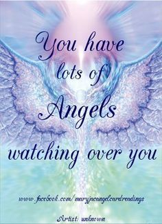 Inspirational & Positive Thoughts, Quotes & Messages - with Images - Angel Quotes, Poems, Sayings
