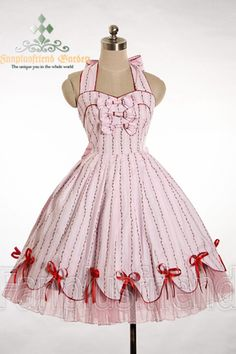 Lolita dress: A sure inspiration for projects to come!