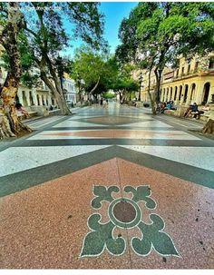 Stepping Stones, Sidewalk, Outdoor Decor, Management, Travel, Home Decor, Havana, Cuban Cigars, Stair Risers