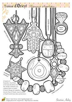 Book Portfolio, Berber Tattoo, Biology Art, Arabian Art, Black Art Pictures, Jewelry Drawing, Zen Art, Orient, Art Club