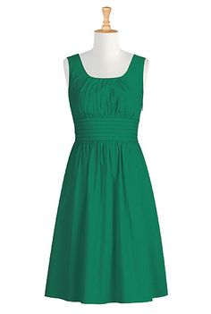 This site lets you customize dresses by changing length, sleeve style, etc. | eShakti.com
