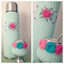 21 best ideas for crochet christmas bag gift ideas Crochet Home, Love Crochet, Vintage Crochet, Diy Crochet, Crochet Doilies, Crochet Christmas Gifts, Crochet Gifts, Crochet Coffee Cozy, Crochet Decoration