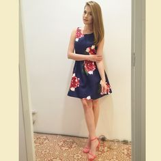 Today's cute dress from @kashiecaph  #infullbloom #KashiecaGirl