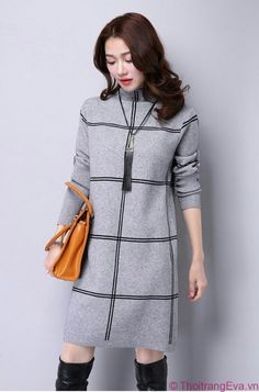 Business Casual Outfits For Women, Stylish Outfits, Office Dresses, Office Outfits, Summer Blouses, Blouse Dress, Winter Wear, Winter Fashion, Fashion Dresses