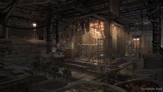Titanfall - Concept Art by James Paick | Sci-Fi | 2D | CGSociety