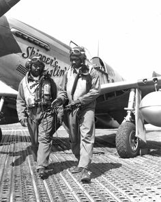 The Tuskegee Airmen is the popular name of a group of African-American military pilots (fighter and bomber) who fought in World War II. Formally, they formed the 332nd Fighter Group and the 477th Bombardment Group of the United States Army Air Forces. The name also applies to the navigators, bombardiers, mechanics, instructors, crew chiefs, nurses, cooks and other support personnel for the pilots.
