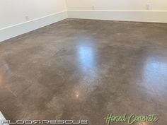 After repairing all the damage from other trades, we finishing honing out this concrete floor on Christmas Eve. Concrete Floors In House, Bathroom Concrete Floor, Finished Concrete Floors, Basement Flooring, Flooring Ideas, Iron Mountain, Converted Barn, Floor Stain, Farmhouse Flooring