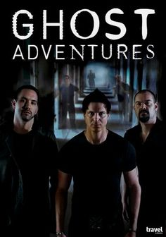 Ghost Adventures (2008) From abandoned psychiatric hospitals to gothic-style prisons, explore an assortment of reportedly haunted locations with the aggressive Ghost Adventures crew, who take guided tours at each site and then brave frightening dusk-to-dawn lockdowns. Hosted by Zak Bagans, Nick Groff and Aaron Goodwin, this freaky reality series arms the paranormal investigators with digital thermometers, EMF meters, audio recorders and infrared night-vision cameras.