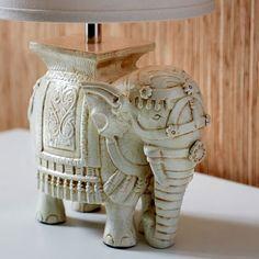 Elephant Table Lamp | PBteen